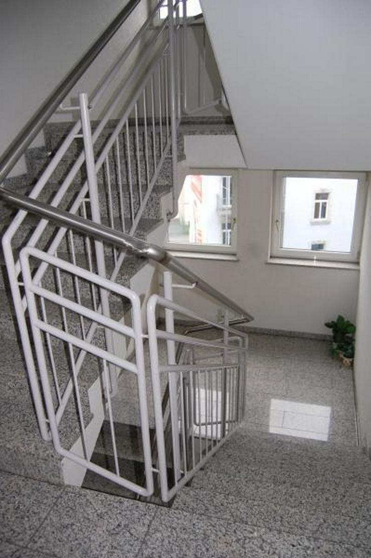 Vermietete ETW mit Fahrstuhl, TG-Stellplatz und Balkon - Prov.-Frei! - Wohnung kaufen - Bild 1