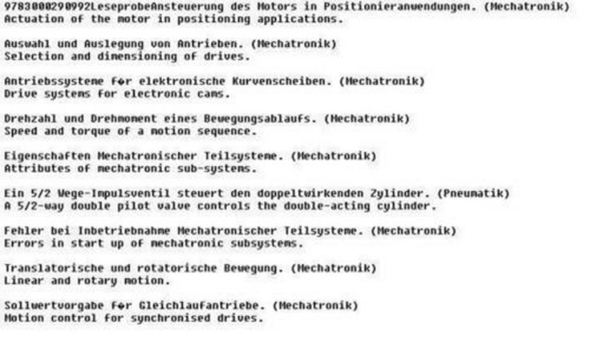 CD-ROM Woerterbuch Mechatronik/ Kfz-Technik