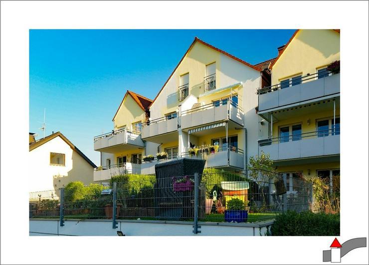 Ob als Kapitalanlage oder für Selbstnutzer: Helle Eigentumswohnung mit Sonnenbalkon und F... - Wohnung kaufen - Bild 1