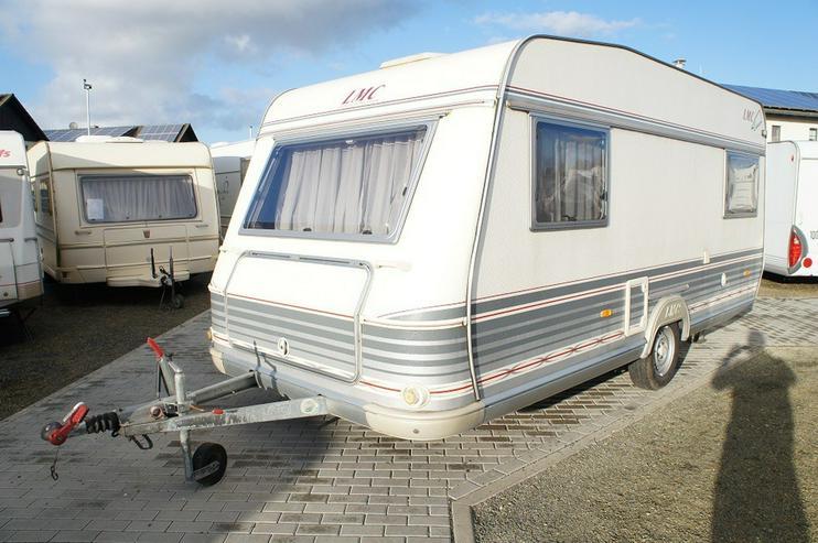 Bild 2: Wohnwagen LMC 490 K1 Dichtheitsgarantie