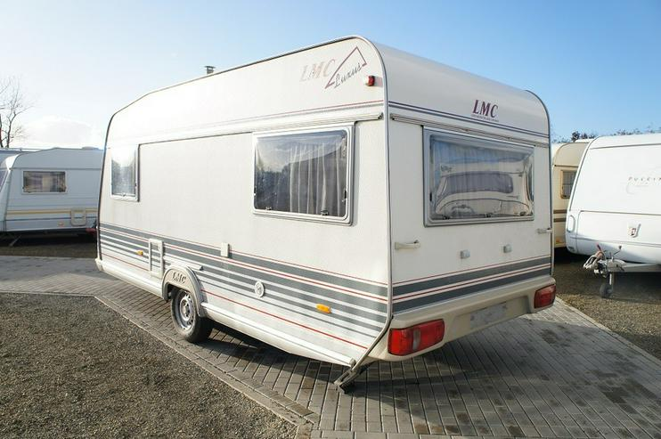 Bild 3: Wohnwagen LMC 490 K1 Dichtheitsgarantie