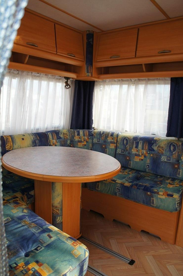 Bild 5: Wohnwagen LMC 490 K1 Dichtheitsgarantie