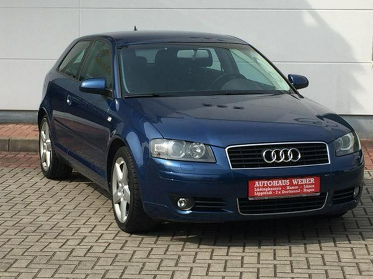 Bild 4: Audi A3 1.6 Attraction Automatik *Sitzheizung*