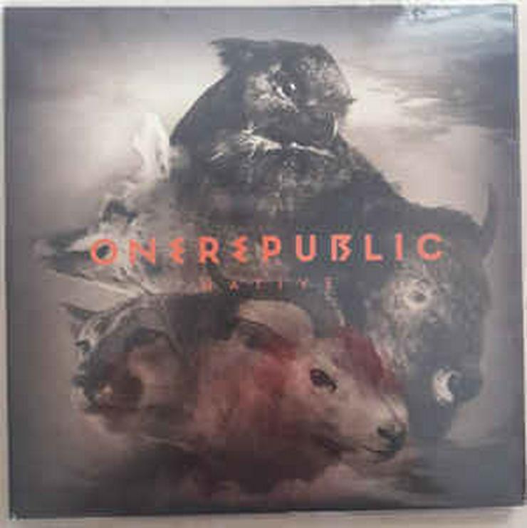 One Republic - Native 2LP