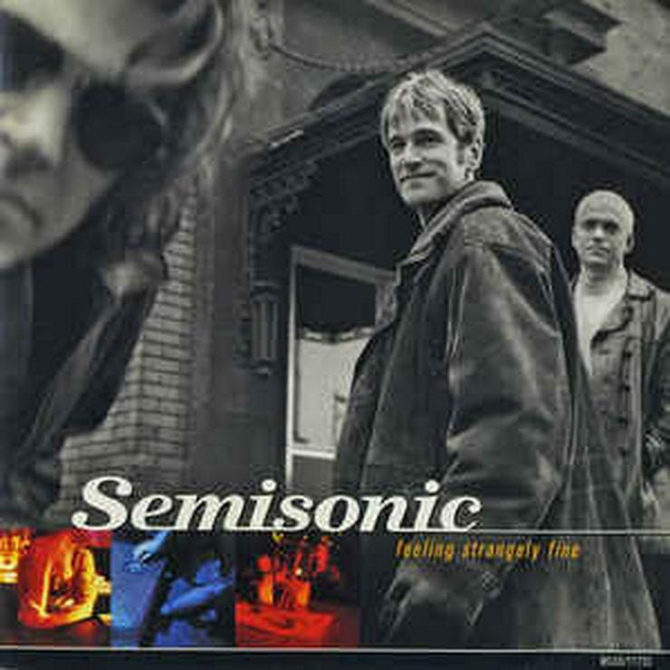 Semisonic - Feeling Strangely Fine LP