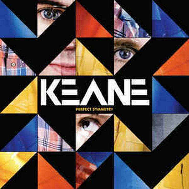 Keane - Perfect Symetry LP - LPs & Schallplatten - Bild 1