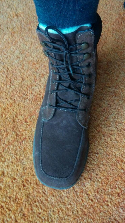 Bild 1: Damen Stiefeletten Wild Leder Boots Gr.38