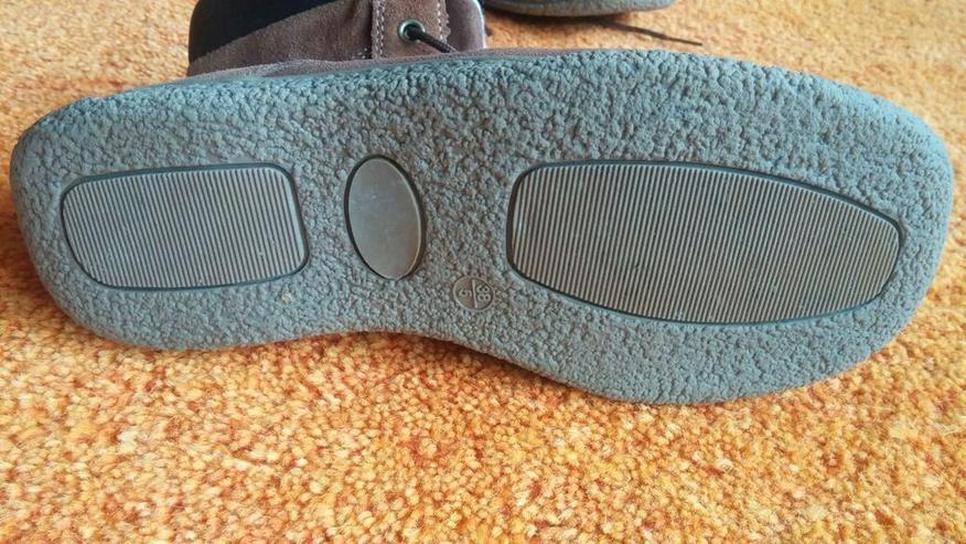 Bild 3: Damen Stiefeletten Wild Leder Boots Gr.38