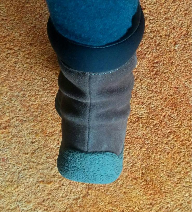 Bild 4: Damen Stiefeletten Wild Leder Boots Gr.38