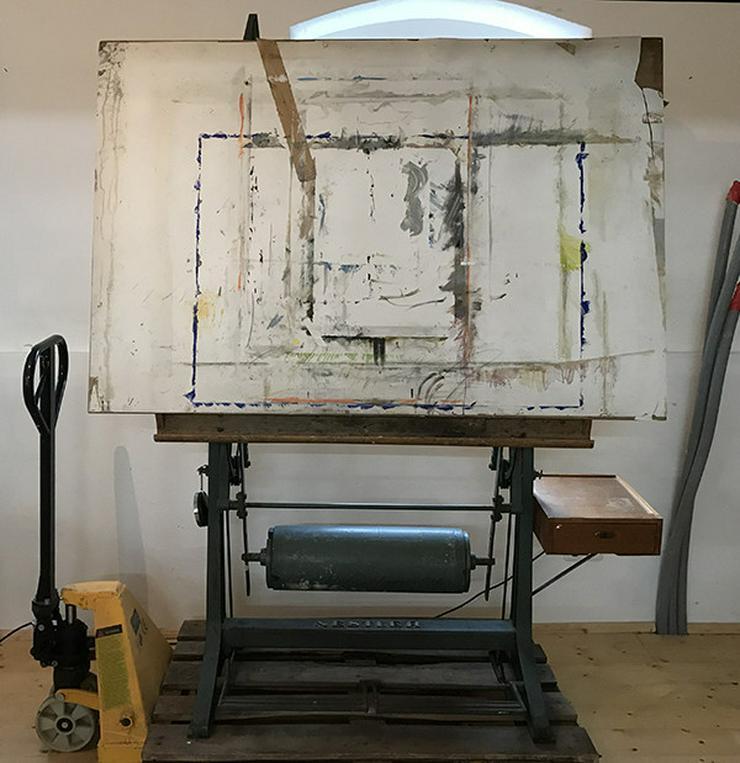 Original Nestler Zeichenmaschine