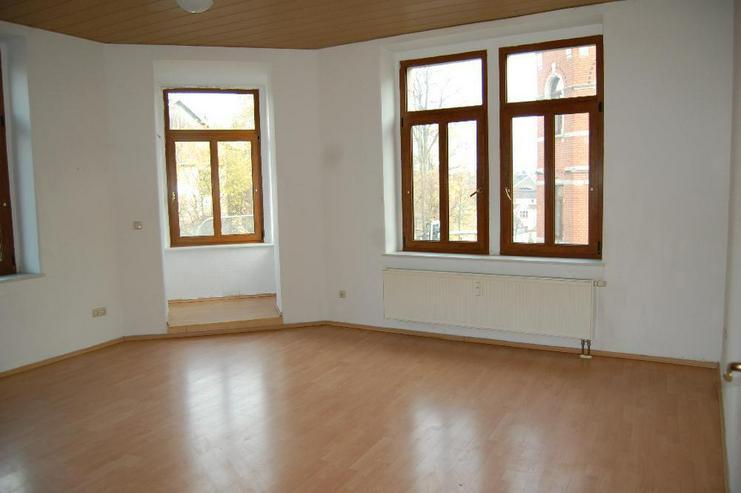 Angenehmes Leben in Auerbach - 2-Zimmer-Wohnung mit Erker und EBK - Wohnung mieten - Bild 1