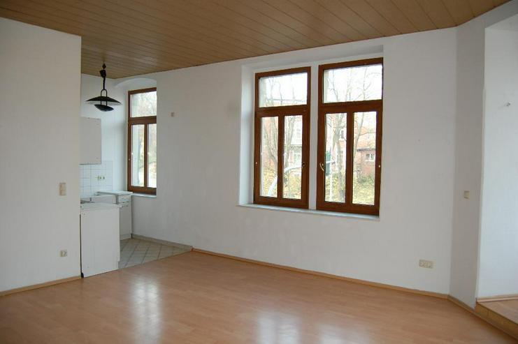 Bild 2: Angenehmes Leben in Auerbach - 2-Zimmer-Wohnung mit Erker und EBK