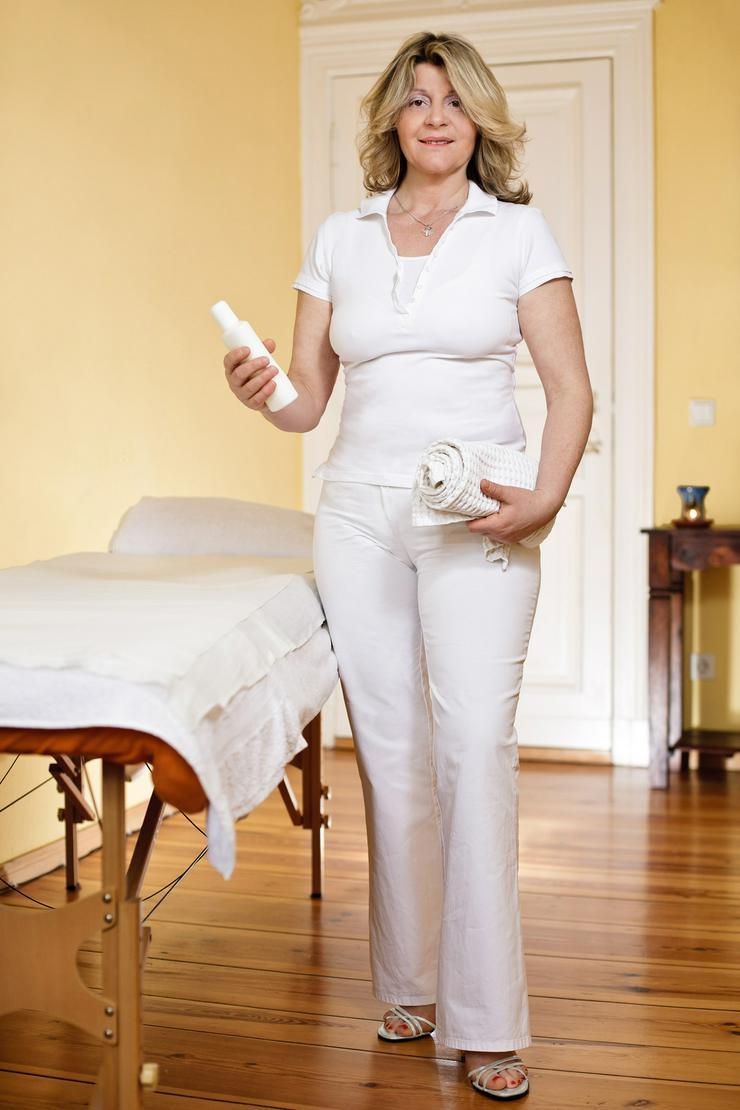 Massage für Ihr Wohlbefinden