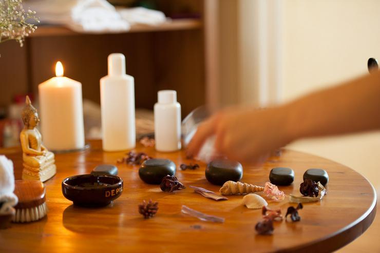 Bild 6: Massage für Ihr Wohlbefinden