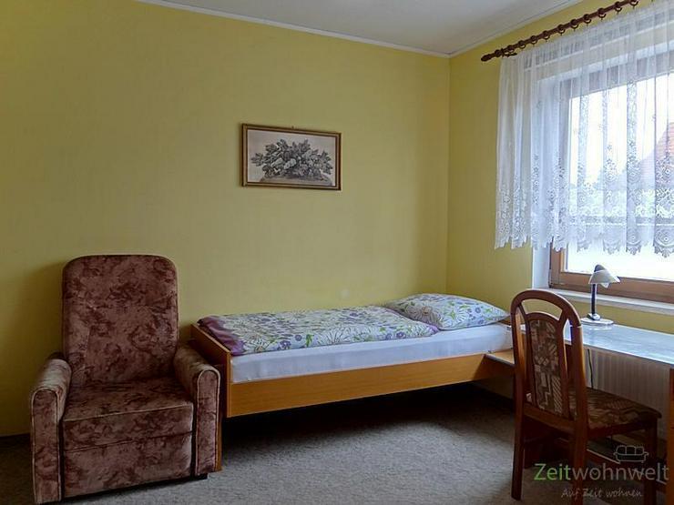 Bild 3: (EF0182_M) Erfurt: Gispersleben, ruhiges möbliertes Apartment inkl. PKW-Stellplatz an Pen...