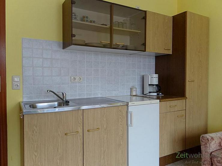 Bild 4: (EF0182_M) Erfurt: Gispersleben, ruhiges möbliertes Apartment inkl. PKW-Stellplatz an Pen...