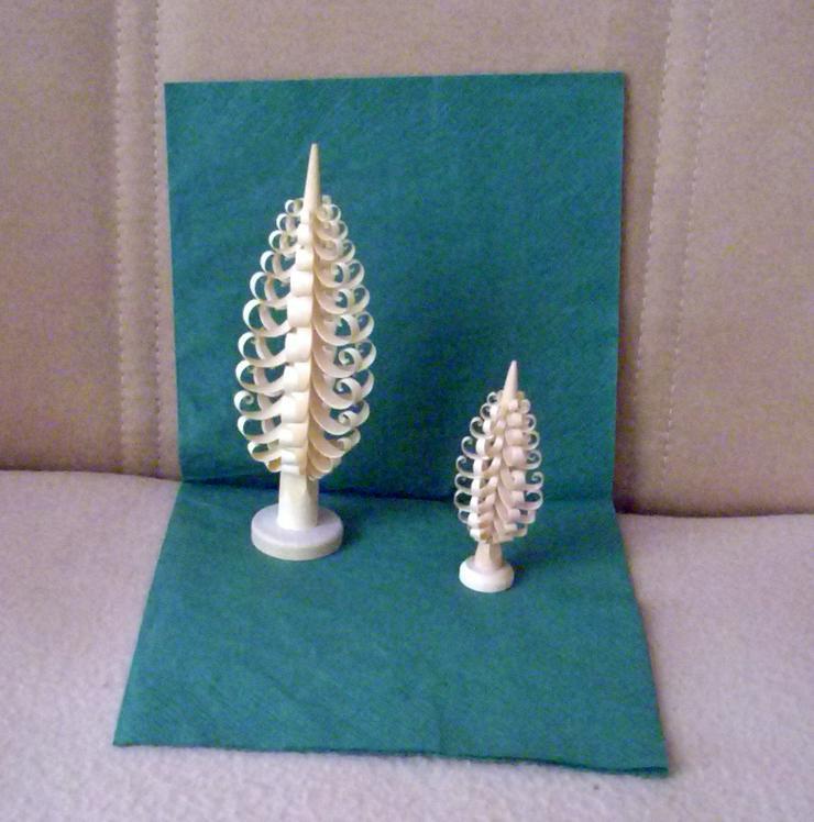 2 Tannenbäume - Bild 1