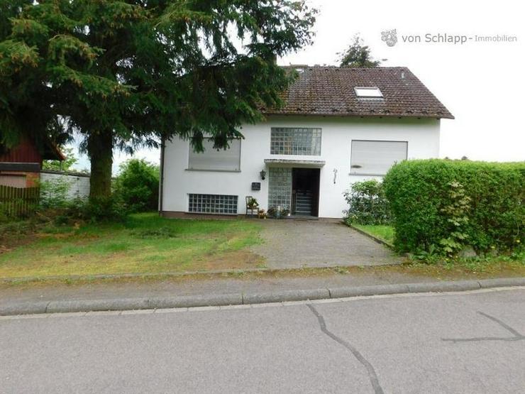 LAUTERBACH OT: Tolles 3-FH in Ortsrandlage mit Doppelgarage und großem Garten, ideal zum ...