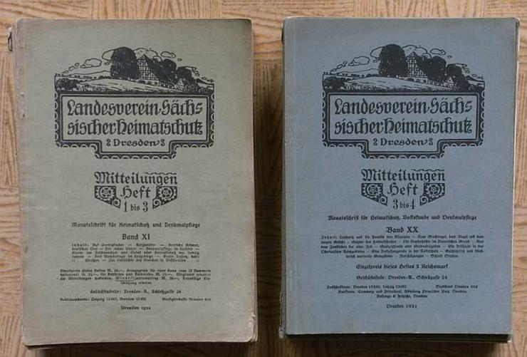 Monatsschrift für Heimat u. Denkmalpflege - Zeitschriften & Zeitungen - Bild 1