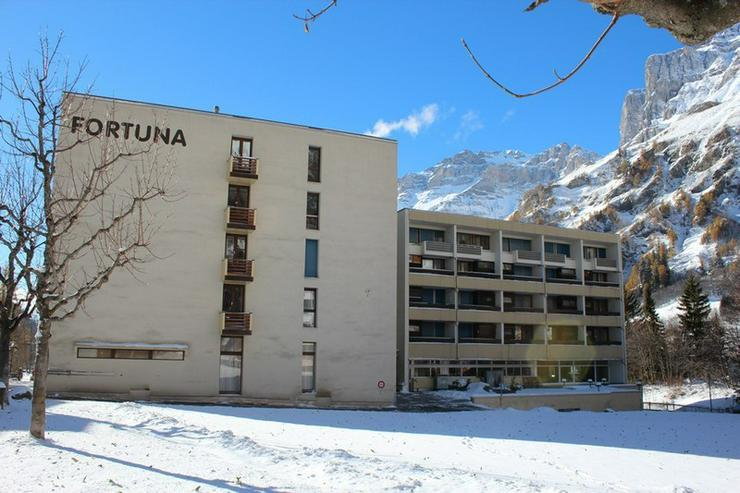 FORTUNA, helle 2.5-Zimmerwohnung mit Balkon