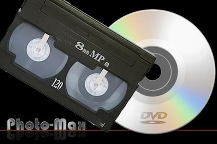 Bild 2: VHS-Videokassetten digitalisieren