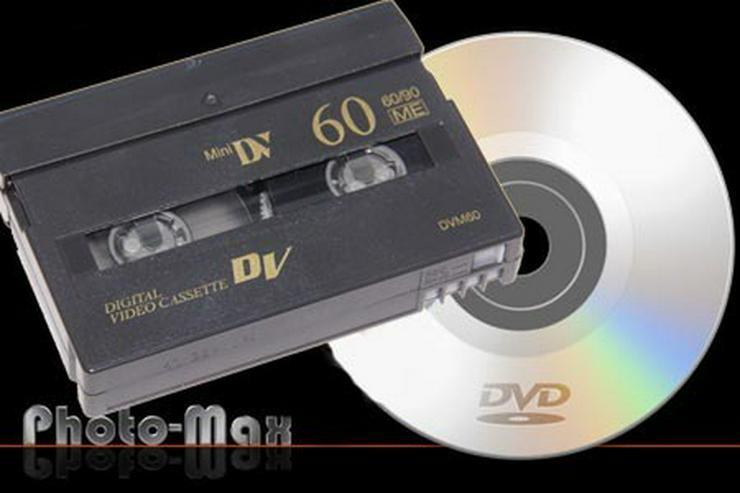 Bild 3: VHS-Videokassetten digitalisieren