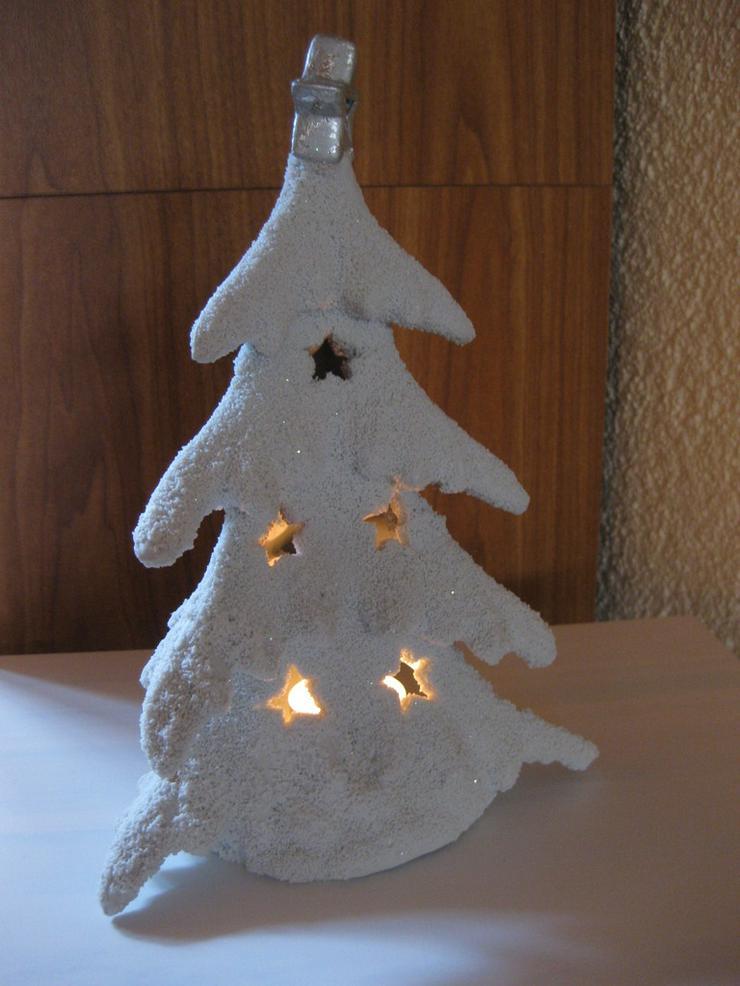 Weihnachtsbäumchen aus Keramik