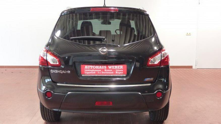 Bild 3: Nissan Qashqai+2 1.6 dCi I-Way 4x2