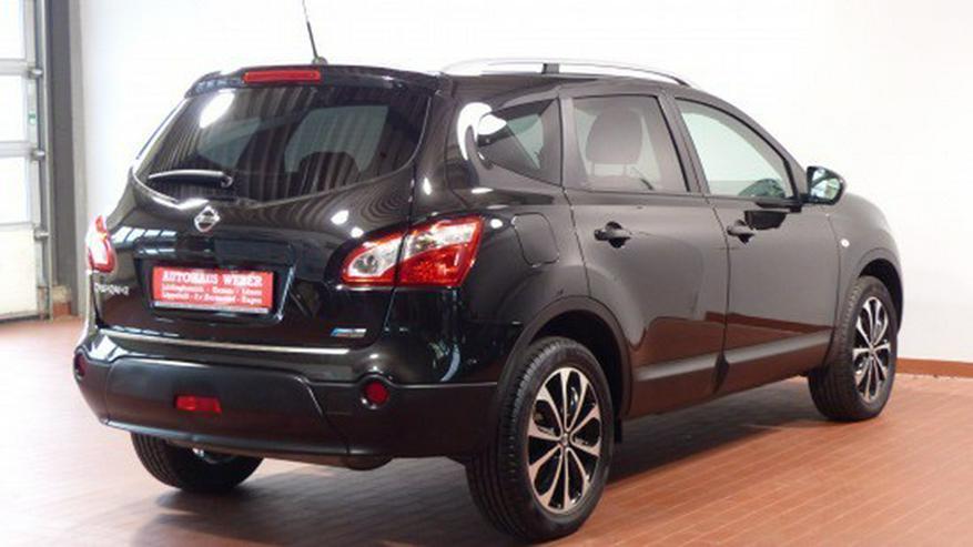 Bild 6: Nissan Qashqai+2 1.6 dCi I-Way 4x2