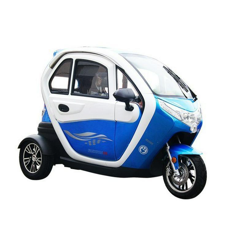 elektromobil scooter mit kabine in dresden kaditz sachsen. Black Bedroom Furniture Sets. Home Design Ideas