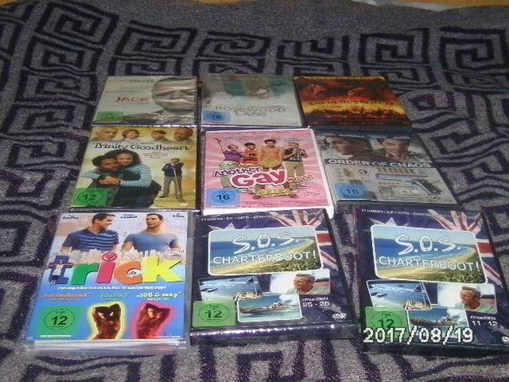 DVDS zu verkaufen wie neu siehe fotos
