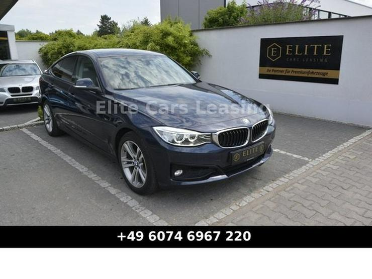BMW 320xDrive GranTurismo NavProfBiXenonSportSitzKa