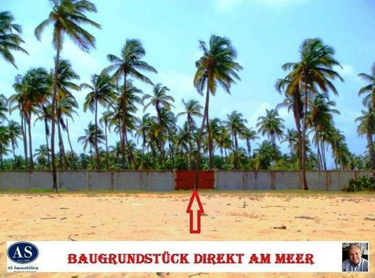 Direkt am Meer., ca. 4.500 qm Baugrundstück + ca. 1500 qm eigene Strandnutzung!