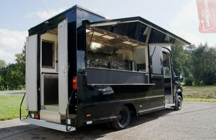Step Van Food Truck - Road Diner - PKW-Transporter - Bild 2