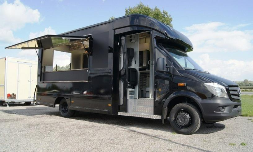 Bild 4: Step Van Food Truck - Road Diner