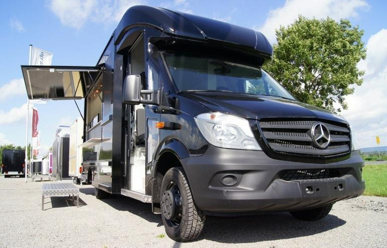 Bild 3: Step Van Food Truck - Road Diner