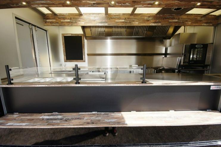 Bild 6: Step Van Food Truck - Road Diner