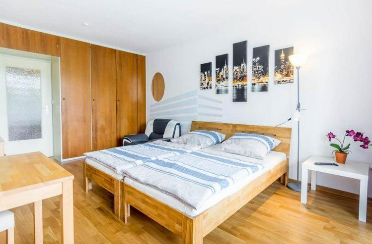 Bild 4: Sehr schöne 1-Zi. Wohnung geeignet für bis zu 2 Personen