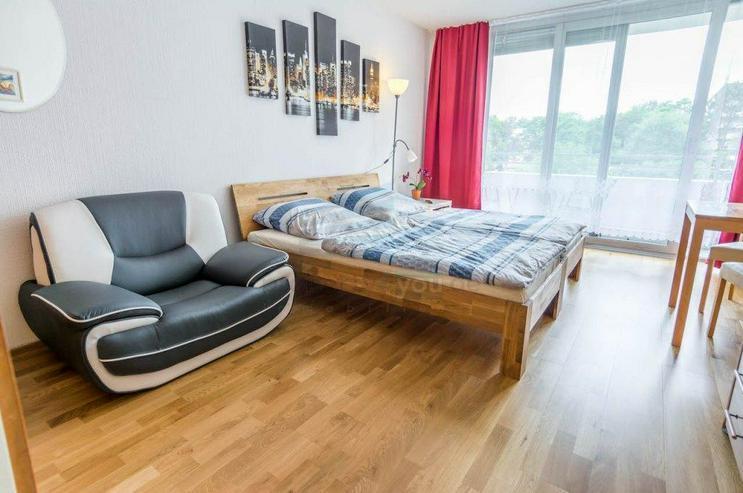 Bild 2: Sehr schöne 1-Zi. Wohnung geeignet für bis zu 2 Personen