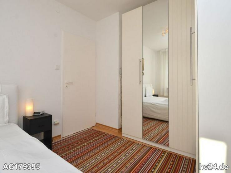 Bild 13: Möblierte 3-Zimmer Wohnung mit Balkon und Internet in Wiesbaden