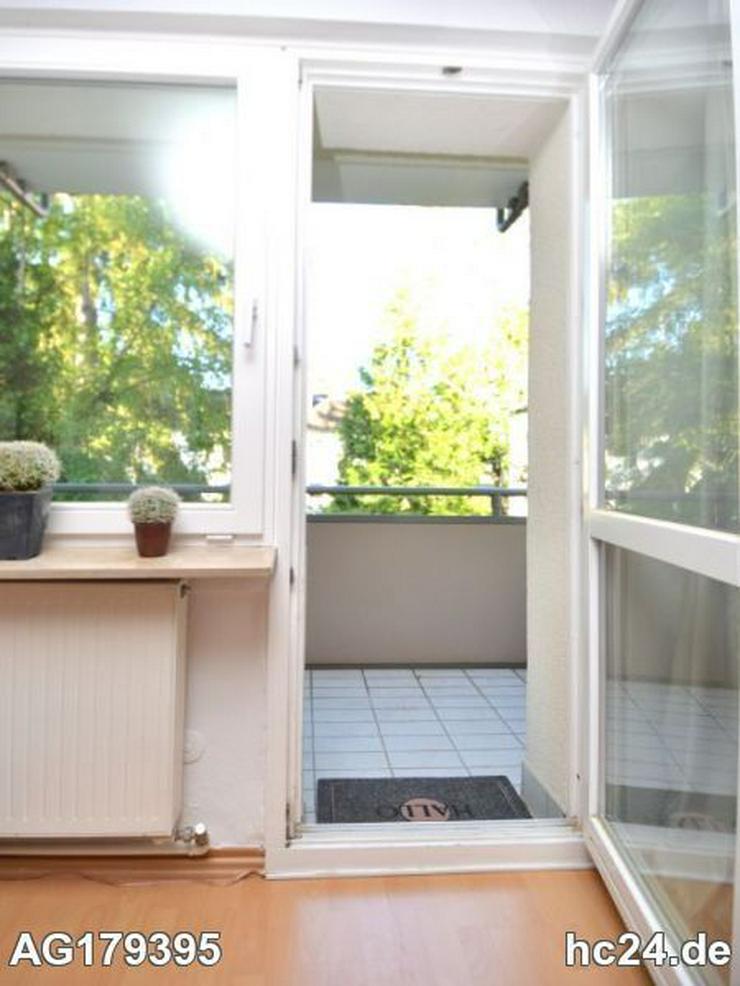 Bild 7: Möblierte 3-Zimmer Wohnung mit Balkon und Internet in Wiesbaden