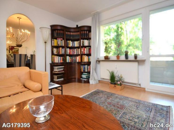 Bild 5: Möblierte 3-Zimmer Wohnung mit Balkon und Internet in Wiesbaden