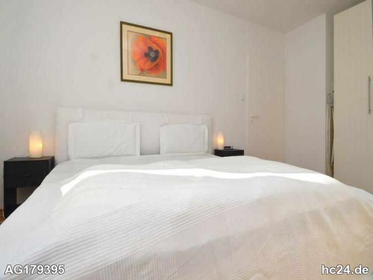 Bild 14: Möblierte 3-Zimmer Wohnung mit Balkon und Internet in Wiesbaden