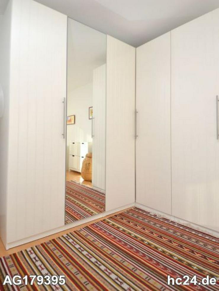 Bild 15: Möblierte 3-Zimmer Wohnung mit Balkon und Internet in Wiesbaden