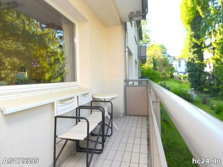 Bild 8: Möblierte 3-Zimmer Wohnung mit Balkon und Internet in Wiesbaden