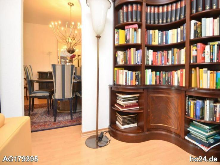 Bild 6: Möblierte 3-Zimmer Wohnung mit Balkon und Internet in Wiesbaden