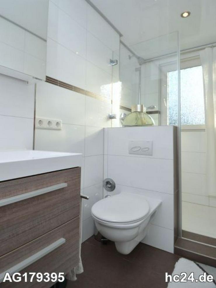 Bild 4: Möblierte 3-Zimmer Wohnung mit Balkon und Internet in Wiesbaden