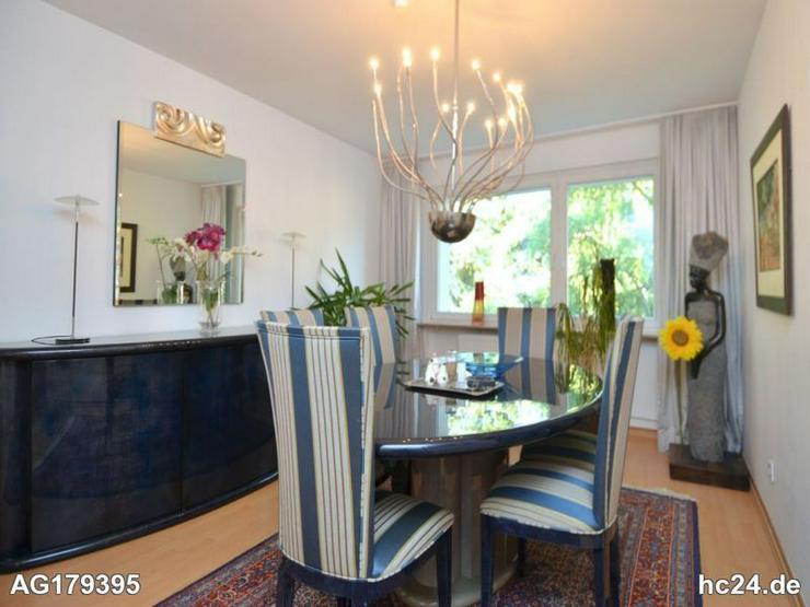 Bild 12: Möblierte 3-Zimmer Wohnung mit Balkon und Internet in Wiesbaden