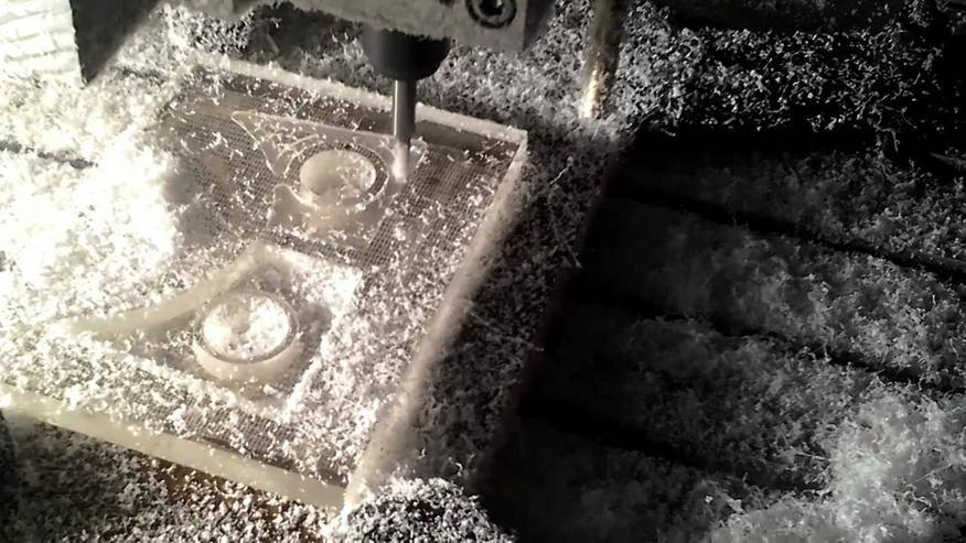Werkzeug / Maschinen für Acrylbearbeitung