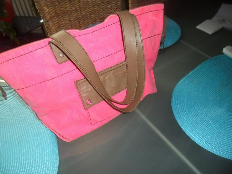 Tolle  Tasche Jeans  pink